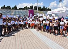 Şehzadeler Belediyesi yaz spor okulları sona erdi
