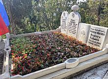 Servet Kabaklı, mezarı başında anıldı