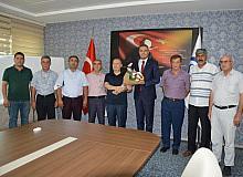 SGK Müdürü Kurt STK başkanlarını yapılandırma hakkında bilgilendirdi