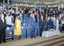 SÜ İletişim Fakültesinden 526 öğrenci mezun oldu