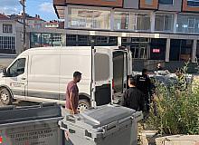 Ümraniye'den Kastamonu için yardım araçları yola çıktı