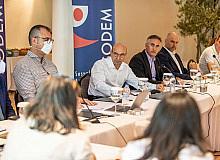 11 CHP'li büyükşehir belediyesi ortak orman politikası için buluştu