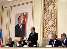 Atatürk Araştırma Merkezi Başkanlığı Karabağ'da sempozyum düzenledi