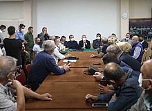 """Başkan Büyükakın: """"Yenidoğan ve Serdar'da kalıcı çözümler üreteceğiz"""""""