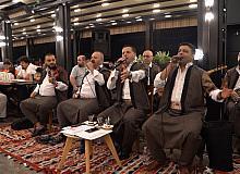 Bursa'da Mahmut Tuncer'li sıra gecesi