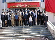 Diyadin'de 19 Eylül Gaziler Günü kutlandı