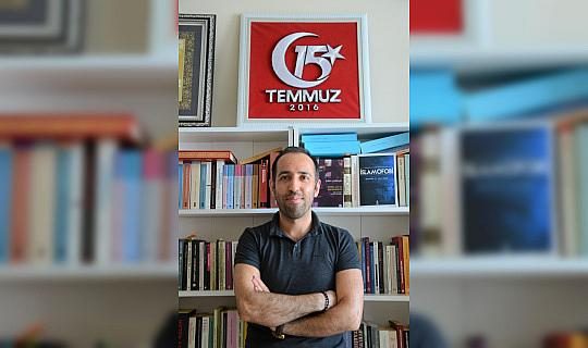 """Doç. Dr. Adem Palabıyık: """"AK Parti, Doğu ve Güneydoğu bölgelerinde 'Büyük çadır' politikasını uygulamalıdır"""""""