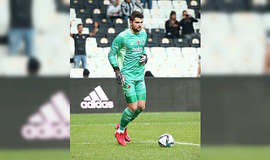 Ersin Destanoğlu ilk kez gol yedi