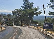 Fethiye ve Seydikemer'de 18 kilometre yol asfaltlandı