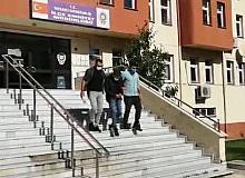 Firari şüpheli tutuklandı