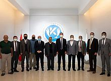 Hayırsever Yılmaz Turhan'dan KAYÜ Bünyan MYO'ya yurt desteği