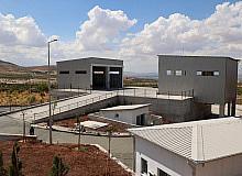 Katı Atık Transfer İstasyonu inşaatında sona geliniyor