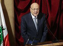 Lübnan Başbakanı Mikati'nin ilk yurtdışı ziyareti Fransa'ya