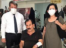 Manisa'da bir engellinin daha yüzü büyükşehirle güldü