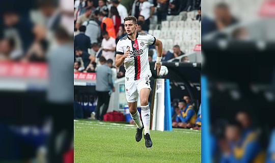 Montero'nun Süper Lig'deki ilk gol sevinci!