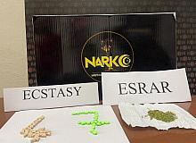Nusaybin polisinden uyuşturucu satıcılarına operasyon