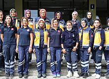 Onlar 112'nin kadın kahramanları