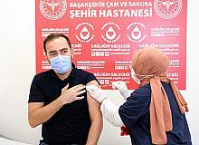 PCR testi zorunluluğu aşıda hız kazandırdı