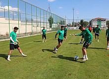Sivas Belediyespor, Bayburt maçının taktiğini çalıştı
