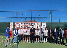 Solhan Ayak Tenisi Takımı, Türkiye finallerinde