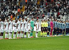 Süper Lig: Beşiktaş: 0 - Adana Demirspor: 0 (Maç devam ediyor)