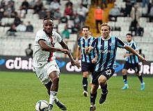 Süper Lig: Beşiktaş: 3 - Adana Demirspor: 3 (Maç sonucu)