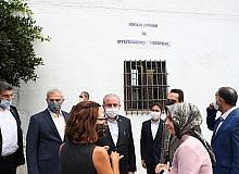 TBMM Başkanı Şentop, Endülüs bölgesini ziyaret etti