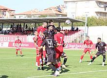 Ziraat Türkiye Kupası: Karaman Belediyespor: 2 Kahta 02 Spor: 5