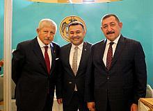 Alanya Belediyesi'ne en başarılı belediye dalında altın ödül