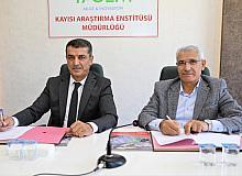 Battalgazi Belediyesi ile Kayısı Araştırma Enstitüsü arasında işbirliği protokolü imzalandı