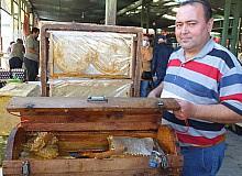 Burhaniye'de kuraklık bal üretimini düşürdü
