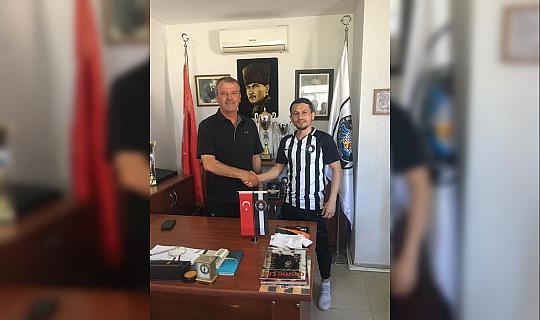 Çeşme Belediyespor'a BAL'dan 2 transfer