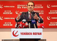 """Fatih Erbakan: """"Paris İklim Anlaşmasına temkinli yaklaşıyoruz"""""""