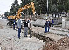 Karacabey genelinde altyapı çalışmaları 2022'de tamamen bitecek