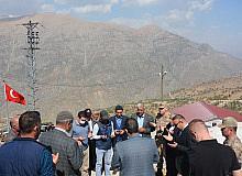 Siirt'te PKK'lı teröristlerin katlettiği 37 vatandaş dualarla anıldı