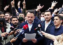 TÜGVA Başkanı Enes Eminoğlu'ndan tahliye açıklaması