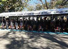 Uşak'ta 96. pancar alım kampanyası Uşak'ta gerçekleşti