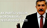 AK Partili Hüseyin Yayman'ın Koronavirüs Testi Pozitif Çıktı