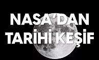 NASA'dan Tarihi Keşif: Ay Yüzeyinde Su Bulundu