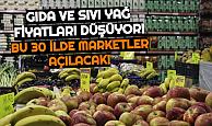 Bu 30 Şehirde Tarım Kredi Marketleri Açılıyor: Fiyatlar Düşecek