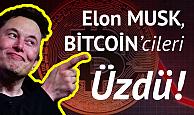Elon Musk'tan Flaş Bitcoin Hamlesi! Askıya Alındı...