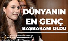 34 Yaşındaki Kadın Dünyanın En Genç Başbakanı Oldu