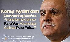 İYİ Parti Teşkilat Başkanı Aydın'dan EYT Çıkışı: Kendilerine Gelince Para Var, Vatandaşa Gelince Para Yok!