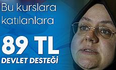 Aile, Çalışma ve Sosyal Hizmetler Bakanı : 28 Bin Vatandaşı Meslek Sahibi Yaptık