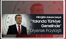 Milli Eğitim Bakanı Açıkladı: Yakında Türkiye Genelinde Uygulanacak