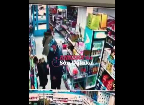 Ankara Mamak'ta 10 Yaşındaki Kıza Markette İğrenç Saldırı