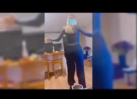 Hande Sarıoğlu, Dans Videosunun Tamamını Paylaşıp Sert Tepki Gösterdi