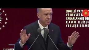 Cumhurbaşkanı Erdoğan: Evlilik Yaşı Yükseldi Gençler Evde Kalıyor!