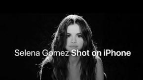Dünyaca Ünlü Şarkıcı Selena Gomez iPhone 11 Pro ile Klip Çekti