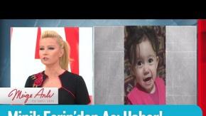 Ecrin Bebek Bulundu mu? İşte Müge Anlı Programından Açıklama